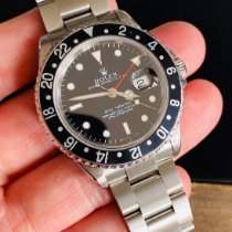 Rolex GMT-Master Steel 40mm Black No numerals United Kingdom, Whitby-North Yorkshire