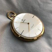 Rado Uhr gebraucht Gelbgold 45.5mm Römisch Handaufzug Nur Uhr