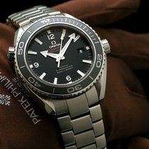 Omega Seamaster Planet Ocean Steel 45mm Black No numerals United Kingdom, Oxford
