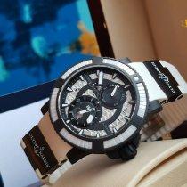 Ulysse Nardin Diver Black Sea 46mm White No numerals