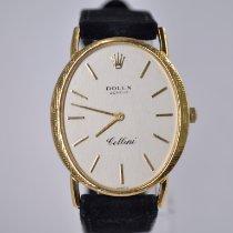 Rolex Cellini Yellow gold White No numerals United Kingdom, London Colney Hertfordshire