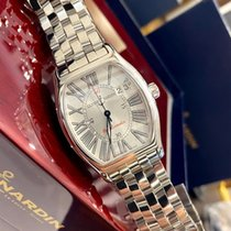 Ulysse Nardin pre-owned Automatic 35.1mm Silver 10 ATM