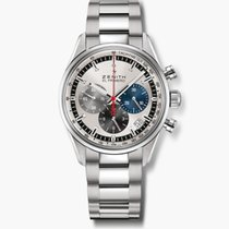 Zenith El Primero Original 1969 new 2020 Automatic Chronograph Watch with original box and original papers 03.2150.400/69.M2150