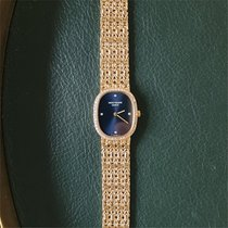 Patek Philippe Golden Ellipse Or jaune 20mm Bleu