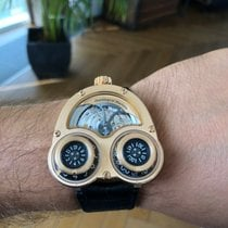 Mb&f Rose gold 50mm Automatic pre-owned