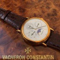 Vacheron Constantin Patrimony Oro amarillo 36mm Blanco España, Madrid