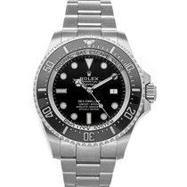 Rolex Sea-Dweller Deepsea Steel 44mm Black No numerals United States of America, Pennsylvania, Philadelphia