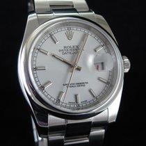 Rolex Datejust 116200 Odlično Zeljezo 36mm Automatika