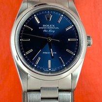 Rolex Air King Precision Stahl 34mm Blau Österreich, Wien