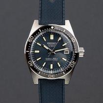 Seiko Prospex Steel 39.9mm Blue