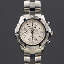 TAG Heuer 2000 Steel 40mm Silver