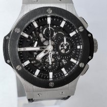 Hublot Big Bang Aero Bang Acero 44mm Transparente Sin cifras