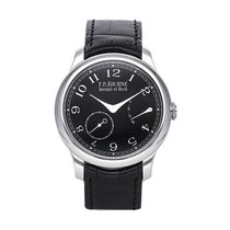 F.P.Journe Souveraine Platinum 40mm Black Arabic numerals United States of America, Pennsylvania, Bala Cynwyd