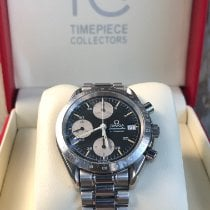 Omega Speedmaster Date Steel Black No numerals United States of America, Florida, Pembroke Pines