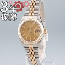 Rolex Lady-Datejust Or jaune Or