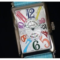 Franck Muller Color Dreams Bílé zlato 32mm