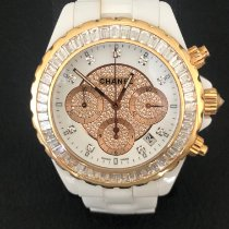 Chanel J12 chanel j12 h2138 Sehr gut Rotgold 41mm Automatik