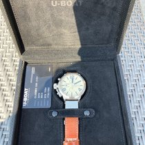U-Boat Classico Staal 53mm Champagne