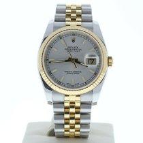 Rolex 116233 Or/Acier 2010 Datejust 36mm occasion