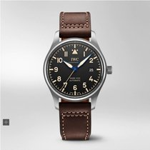 IWC Pilot Mark nuevo 2020 Automático Reloj con estuche y documentos originales IW327006