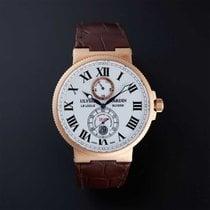 Ulysse Nardin Marine Chronometer 43mm 266-67/40 pre-owned