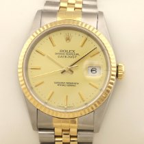 Rolex Datejust 16233 Automatic Automatik 1996 gebraucht