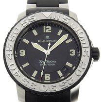 Blancpain Steel 40mm Automatic 2200 6530 66 pre-owned
