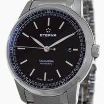 Eterna 2948-41-41-0277 Steel Tangaroa 42mm new