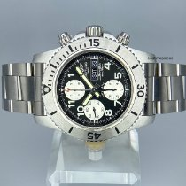 Breitling Superocean Chronograph Steelfish Steel 44mm Black Arabic numerals United States of America, Kentucky, Lexington