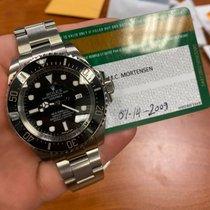 Rolex 116660 Steel 2009 Sea-Dweller Deepsea 44mm pre-owned United States of America, Pennsylvania, Philadelphia