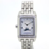 Jaeger-LeCoultre 296.8.74 Steel Reverso Duetto 25mm pre-owned