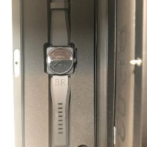 Bell & Ross BR 03-92 Ceramic new 2020 Automatic Watch with original box and original papers BR0392-PHANTOM-CE