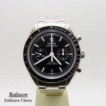 Omega Speedmaster Professional Moonwatch Сталь 44mm Черный Без цифр