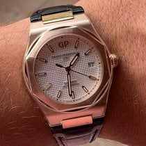 Girard Perregaux Laureato Or rose 38mm France, Paris