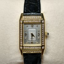 Jaeger-LeCoultre Reverso Lady Yellow gold 26mm Silver United States of America, California, Homewood