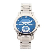 Ulysse Nardin White gold Automatic Blue Arabic numerals 43mm pre-owned