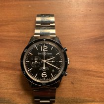 Bell & Ross BR V1 Steel Black United States of America, North Carolina, Raleigh