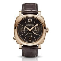 Panerai Special Editions Rose gold 45mm Brown United States of America, New York, New York