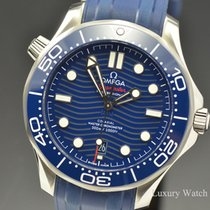 Omega Seamaster Diver 300 M 210.32.42.20.03.001 2019 pre-owned