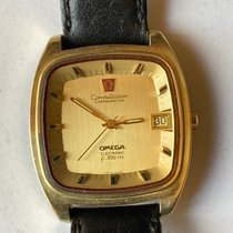 Omega Constellation Quartz Or/Acier 36mm France, villard