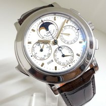 IWC Platino Blanco 42mm usados Grande Complication