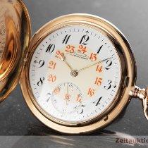 A. Lange & Söhne Aur rosu 51mm Armare manuala 6879 folosit