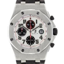 Audemars Piguet Royal Oak Offshore Chronograph 26170ST.OO.D101CR.02 Nowy Stal 42mm Automatyczny