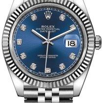 Rolex Datejust Steel 41mm Blue No numerals Australia, Parramatta