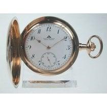 Glashütte Original Uhr gebraucht 1925 Rotgold 53mm Arabisch Nur Uhr