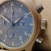 IWC Pilot Chronograph Top Gun Cerámica 44.5mm Marrón