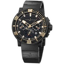 Ulysse Nardin Diver Black Sea 353-90-3C new