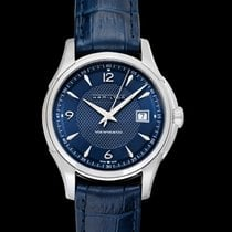 Hamilton Jazzmaster Viewmatic Steel 40mm Blue United States of America, California, Burlingame