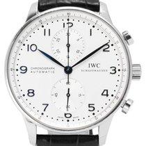 IWC Portuguese Chronograph Acero 40.9mm