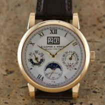 A. Lange & Söhne Rose gold 38.5mm Automatic 310.032 pre-owned United Kingdom, London